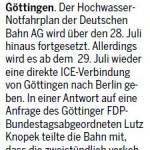 GT 18.07.2013 ICE Hochwasser