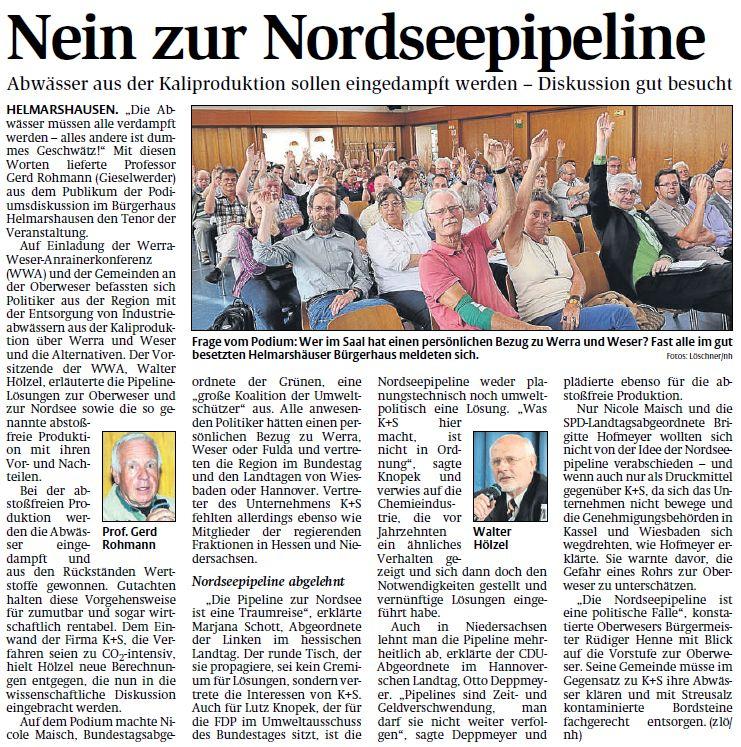 HNA 19.08.2013 Nordseepipeline